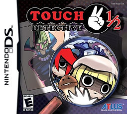 Thumbnail 1 for 1500 - Touch Detective 2 1-2 (U)